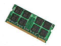 512MB DDR2 667 Notebook Memory
